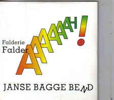 Janse Bagge Band-Falderie Falderaaaaah cd single