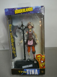Tiny Tina Borderlands Approx. 18cm McFarlane New Orig. Packaging (K18)