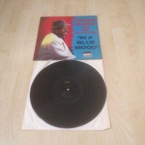 "COUNT BASIE & JOE WILLIAMS - IN A BLUE MOOD (1966 UK 12"" VINYL ALBUM) ALLEGRO"
