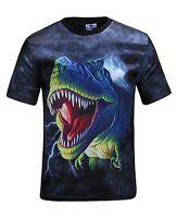 T-Rex T-Shirt (cool funny 3d tyrannosaurus t rex dinosaur t shirt)