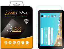 2x Supershieldz Tempered Glass Screen Protector For LG G Pad X 10.1