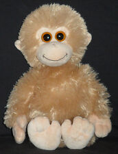TY CLASSIC PLUSH - BISCUIT the ORANGUTAN - MINT - NO HANG TAG