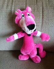 "12"" Snagglepuss Plush Stuffed Animal - 2001 Cartoon Network / Hanna Barbera"