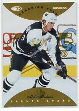 1996-97 Donruss Canadian Ice Gold Press Proofs 25 Mike Modano /150