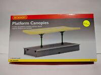 Hornby R514 Platform Canopies (two in a pack platform not included OO gauge BNIB