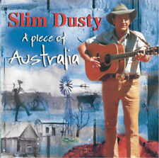 SLIM DUSTY - A Piece Of Australia CD *NEW* inc. A Pub With No Beer, Duncan