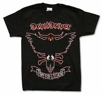 Devildriver Pray For Villains Summer Tour 2009 Black T Shirt Small New Official