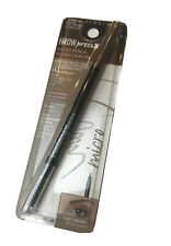 Maybelline Brow Precise Micro Eyebrow Pencil Makeup, Soft Brown, 0.002 oz.