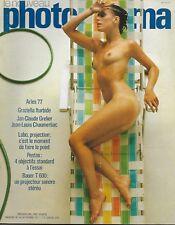 FOTOGRAFÍA / EL NUEVO PHOTOCINEMA Nº 60 -1977- JAN-CLAUDE GRELIER - ITURBIDE