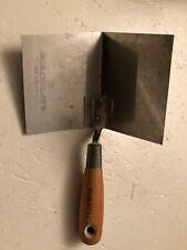 Goldblatt Contractor Grade Inside Corner Taping Tool Item 05 520