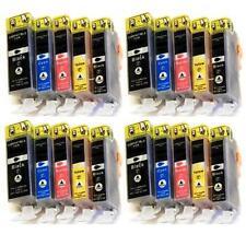 20 Druckerpatronen für Canon Pixma iP 4900 4800 MG 5300 5200 5100 Serie mit Chip