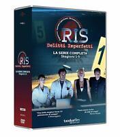 RIS. Delitti imperfetti. Serie completa (2019) 23 DVD