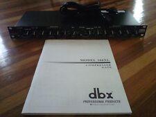 DBX 166XL Compressor / Limiter / Gate