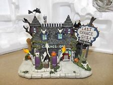HAWTHORNE VILLAGE LAST CHANCE GAS MUNSTERS HALLOWEEN MIB