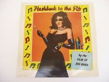 FILM 77 BIG BAND - FLASHBACK TO THE 50S - RARE OZ LP