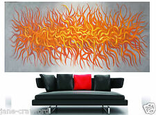 300cm AUSTRALIAN  MASSIVE ORIGINAL ART  PAINTING bush fire made to order XL