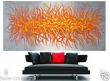 300cm AUSTRALIAN  MASSIVE ABORIGINAL ART  PAINTING bush fire made to order XL