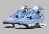 Air Jordan Retro 4 'University Blue' PRE-ORDER 8-11 UNC (100% Authentic)