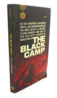 Lou Cameron THE BLACK CAMP  1st Edition 1st Printing