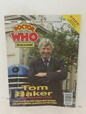 DOCTOR WHO Magazine DWM #179 October 1991