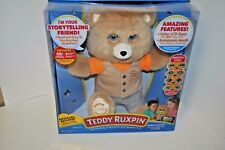 2017 Teddy Ruxpin: Return Of The Story Time And Magical Bear *New*