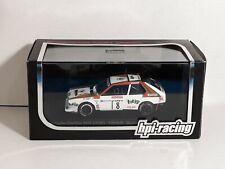HPI Racing 968 1:43 - LANCIA DELTA S4 -1986 Sanremo #8 Cerrato / Cerri - 1/2496