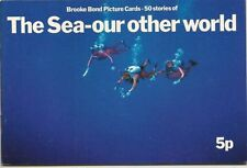 Fish/Sea Collectable Trade Cards Accessories