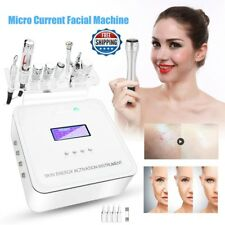 8 In 1 Facial RF Hydro Oxygen Jet Spray Lifting Micro Current Beauty  Machine UK