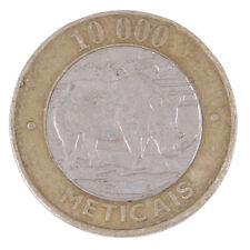 Pièces commémoratives collection 2700 African Rhino Mozambique 10000 Meticais