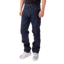 Carhartt Marlow pant pantalones vaqueros hombre azul Enjuagado 15825