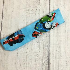 """Thomas The Train girls 18"""" fabric headband-NEW-Handmade"""
