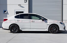 Subaru 14-18 WRX & STI (VA) / STI V-Limited Style Side Skirts (ABS)