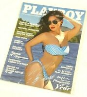 Play boy Magazine Mongolia Jul.2014 publication NEW Discontinued