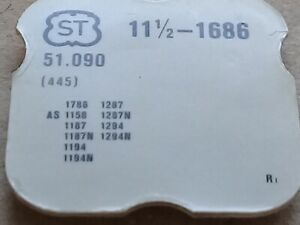ST / AS  1686 1786 + Many - Setting Lever Spring 11.5'''  Part 445  (BC032)