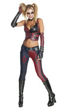 Harley Quinn Arkham City Batman XS 6 – 8 Ladies Costume