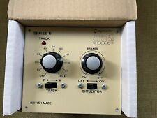 More details for gaugemaster model u - n - oo gauge panel mount controller with intertia
