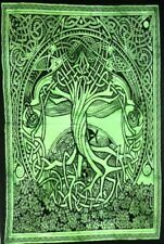 New Celtic Tree Of Life Tapestry Indian Modern Poster Wall Hanging Throw Decor