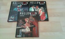 LOT HALLOWEEN BLUES TOME 1 A 3