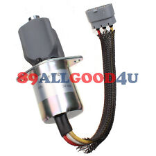 Stop Solenoid 6785-5121 11033700 for Volvo Wheel Loaders L70C L330C L70B 24V