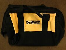 "New Dewalt Heavy Duty Ballistic Nylon Tool Bag 13"" x 10"" x 10"""