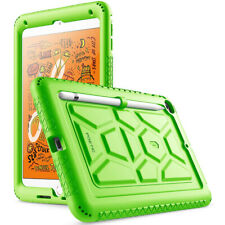 Apple iPad Mini 5 2019 Tablet Case Poetic Soft Silicone Protective Cover Green