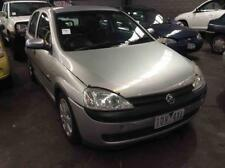 WRECKING 2003 HOLDEN BARINA XC CD 1.4L Ei Z14XE 2001-2005 4D AUTO LOW KM 110 k
