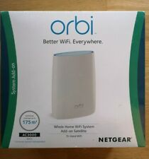 Netgear Orbi RBS50 - 100PES AC3000 Tri-Band WLAN Satellit Erweiterung | NEU&OVP