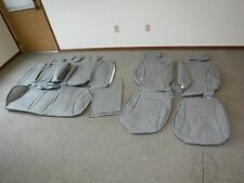2013 14 HONDA ACCORD EX SPORT 4DR ASH LEATHER TRIM SEATS UPHOLSTERY KIT SET NEW