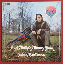STEFAN GROSSMAN   LP ORIG UK  AUNT MOLLY'S MURRAY FARM