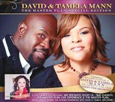 David & Tamela Mann -  Master Plan -  New Factory Sealed CD