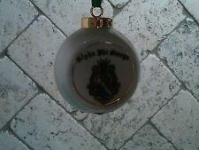 Alpha Phi Omega Ball Ornament