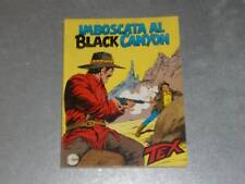 TEX N.318 - IMBOSCATA AL BLACK CANYON