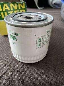 Mann W916/1 Oil Filter New