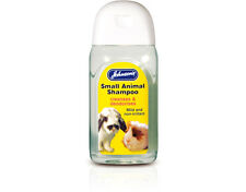 Johnsons Small Animal Rabbit Guinea Pig Ferret Cleansing Shampoo 110ml